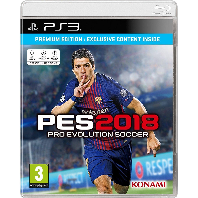 Pro Evolution Soccer Premium 2018(R2) - Playstation 3