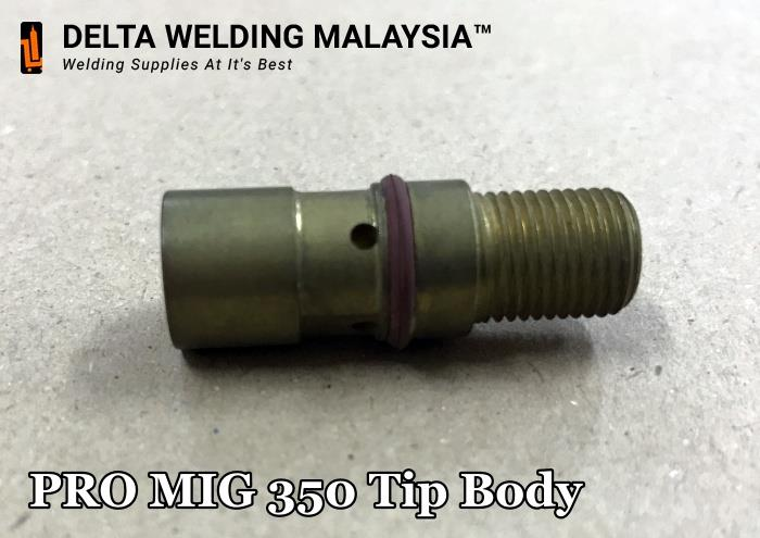 PRO MIG 350 Tip Body Welding Malaysia Parts