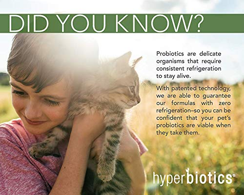 PRO-Pets Probiotics for Dogs and Cats: Time Release Probiotic for Your Compani