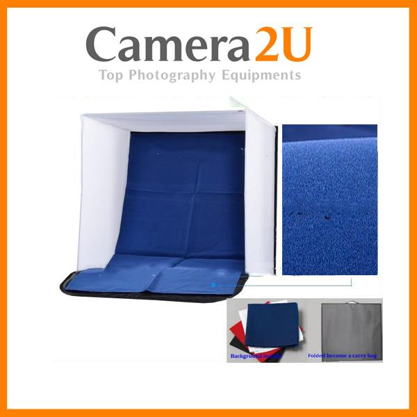 Product Shooting Box SquareTent Soft Box 40cm non reflective