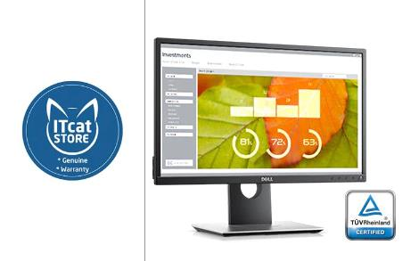 NEW PROFESSIONAL 21.5' DELL P2217H MONITOR-3YW (210-ALJS)