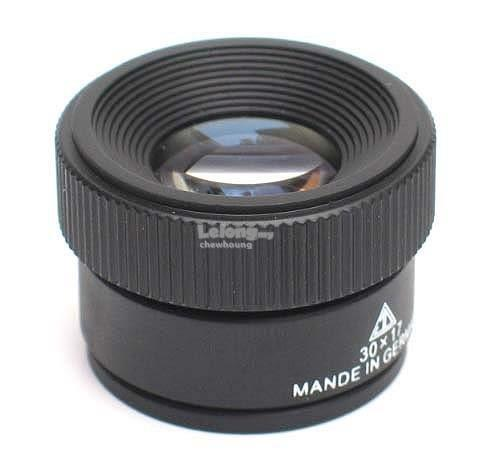 86328cdc23d9e Professional 30 x 17mm Jewelry Loupe (end 3 14 2020 7 15 PM)