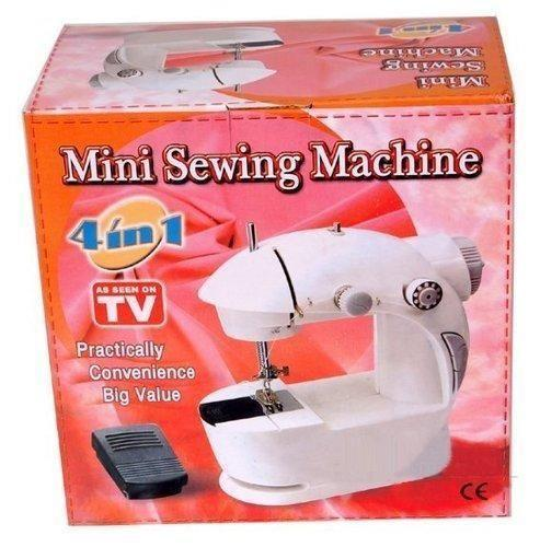 PROFESSIONAL MINI PORTABLE COMPACT 4 IN 1 SEWING MACHINE AS SEEN ON TV
