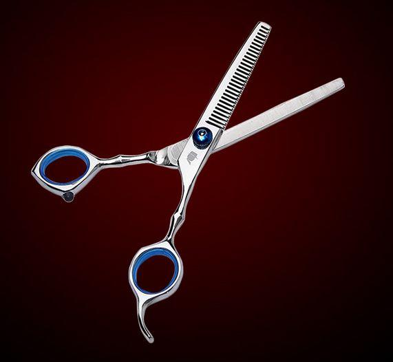 Professional Scissors Trimming Scissors Barber Gunting rambut Thinning