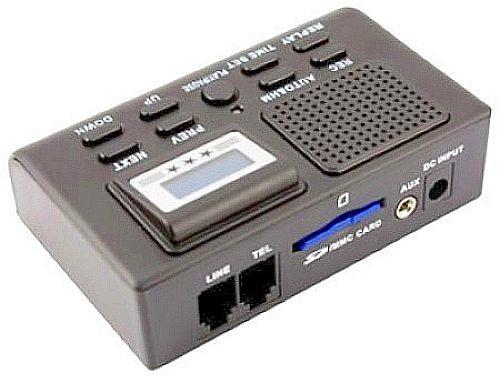 Professional Telephone Recorder (WGM-10A).