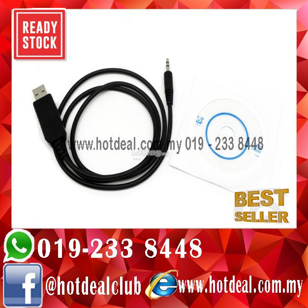 Programming cable for qyt KT8900