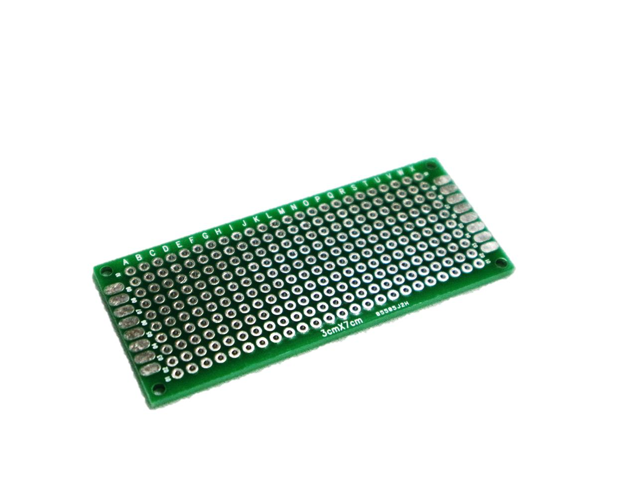 Project Board 3x7cm Double Sided Pcb End 6 14 2019 415 Pm Fiberglass Circuit