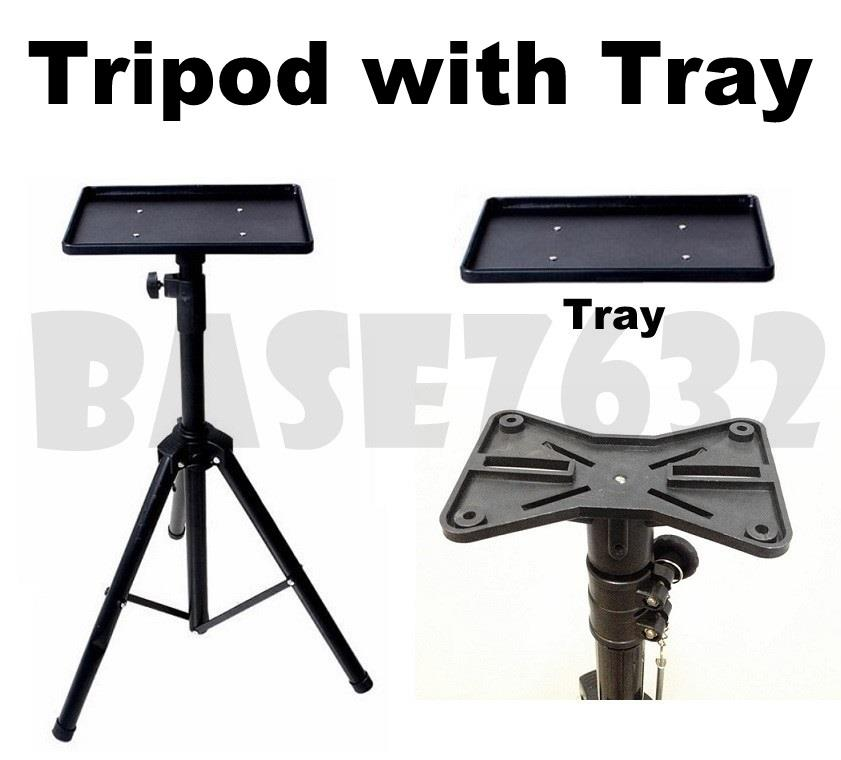 Projector Tripod with Tray Stand Mount Bracket Frame Holder 1904.1