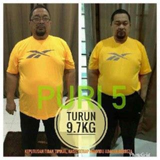 PROKAS PURI5 SLIMMING PILLS ORIGINAL