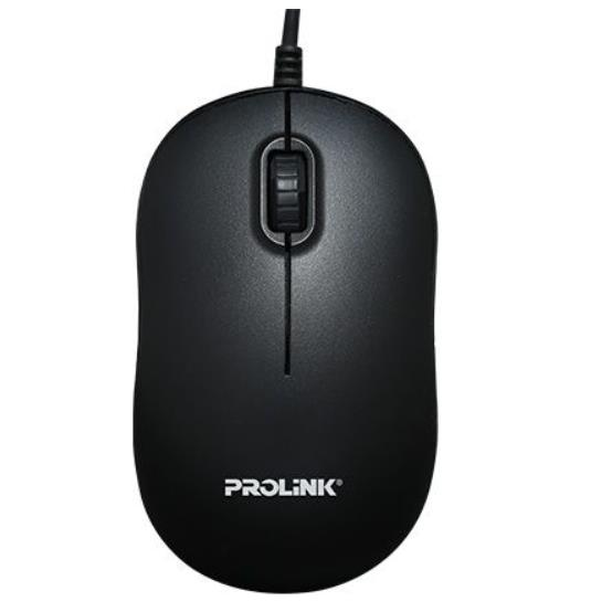 PROLINK PMC1006 WIRED USB OPTICAL MOUSE 1000DPI