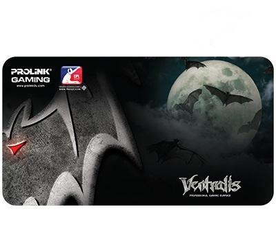 PROLiNK VENTRALIS PROFESSIONAL GAMING SURFACE MOUSE PAD (POG1002S)