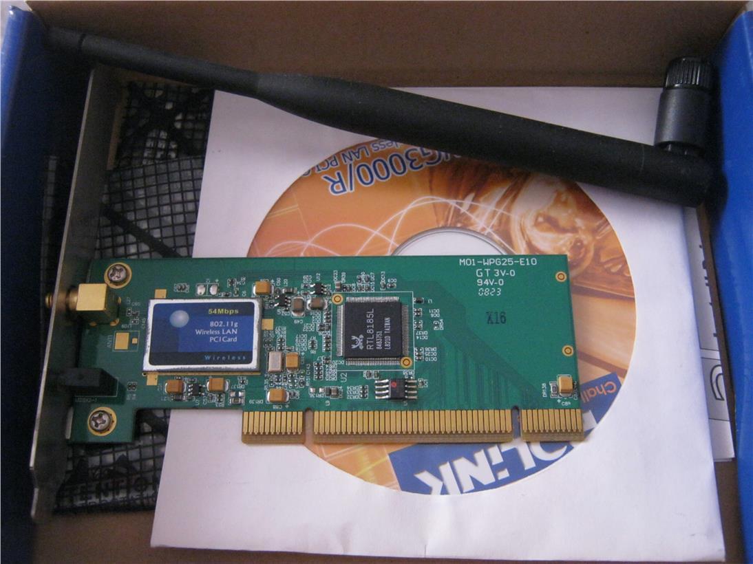 Prolink WG3000-R Driver for Windows Mac