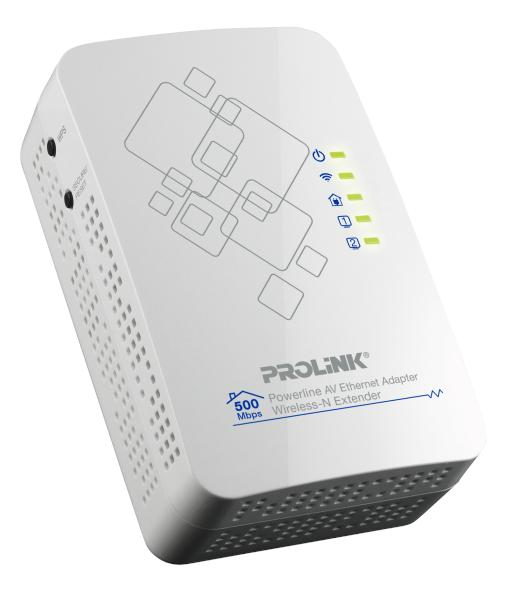 PROLINK WIRELESS SINGLE WIFI N 300MBPS (PPL1501N) HOMEPLUG