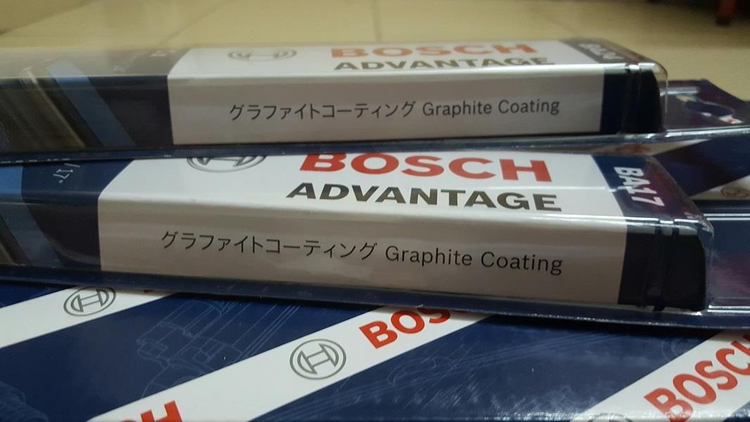 [PROMO] BOSCH ADVANTAGE WIPER for ALZA, INSPIRA, LANCER GT