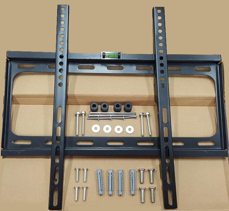 PROMO! DURABLE 26' - 55' LED LCD TV WALL MOUNT BRACKET C/W WATER LEVEL