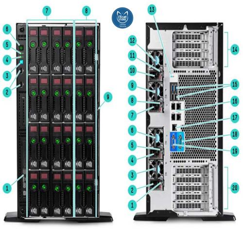 PROMO HP SERVER ML350 Gen10/INTEL S4 (end 4/25/2019 3:15 PM