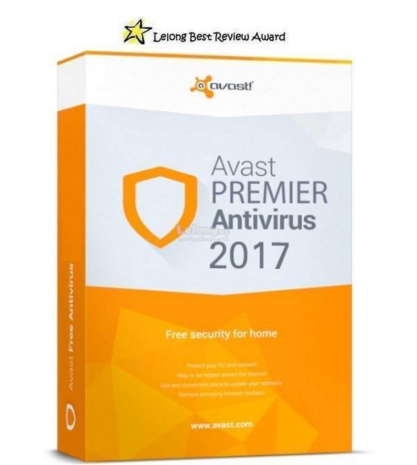 PROMO ORIGINAL Avast Premier 2017 3 Years 1 PC License Key