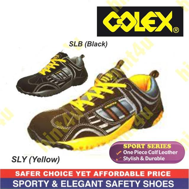 9ec8c92d517 (promotion) Colex Sport Safety Shoe