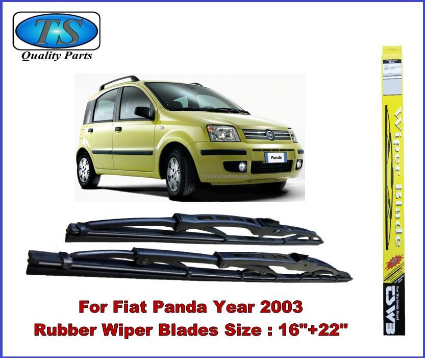 Promotion Fiat Panda Rubber Wiper End PM - Fiat promotion
