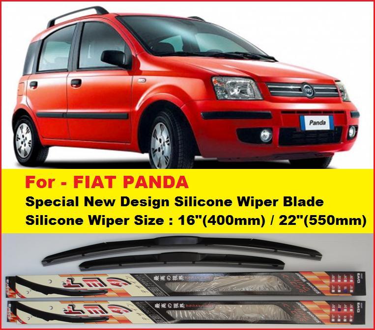 PromotionFiat Panda WipersTDS End PM - Fiat promotion