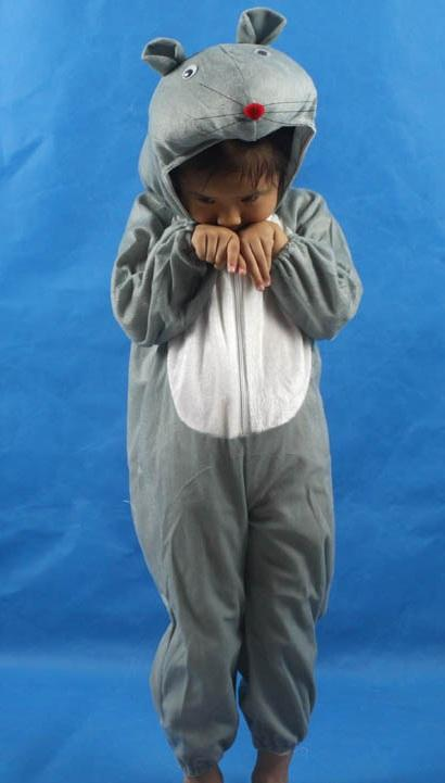 Promotion - Mouse Cosplay Kids Animal Outfit Costume Size XL
