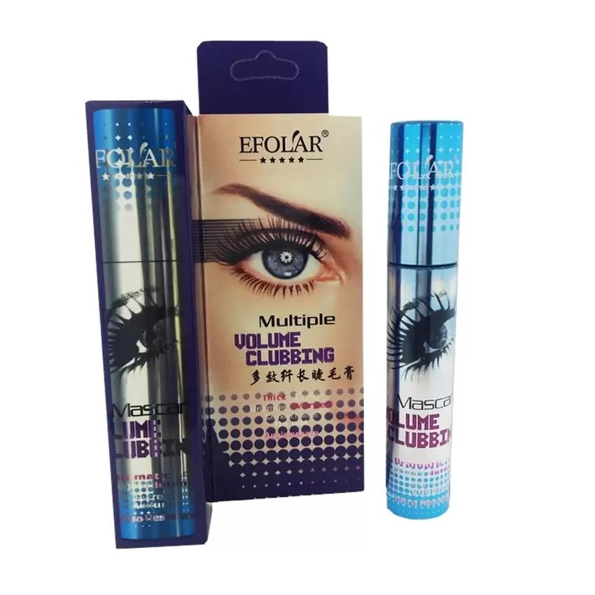 PROMOTION SALES: EFOLAR Fiber VolumE Mascara Waterproof Black Eyelash