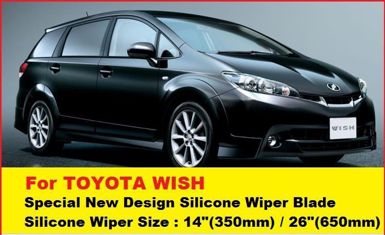 Promotion Toyota Wish Wiper 14 26 End 1 4 2019 9 15 Pm