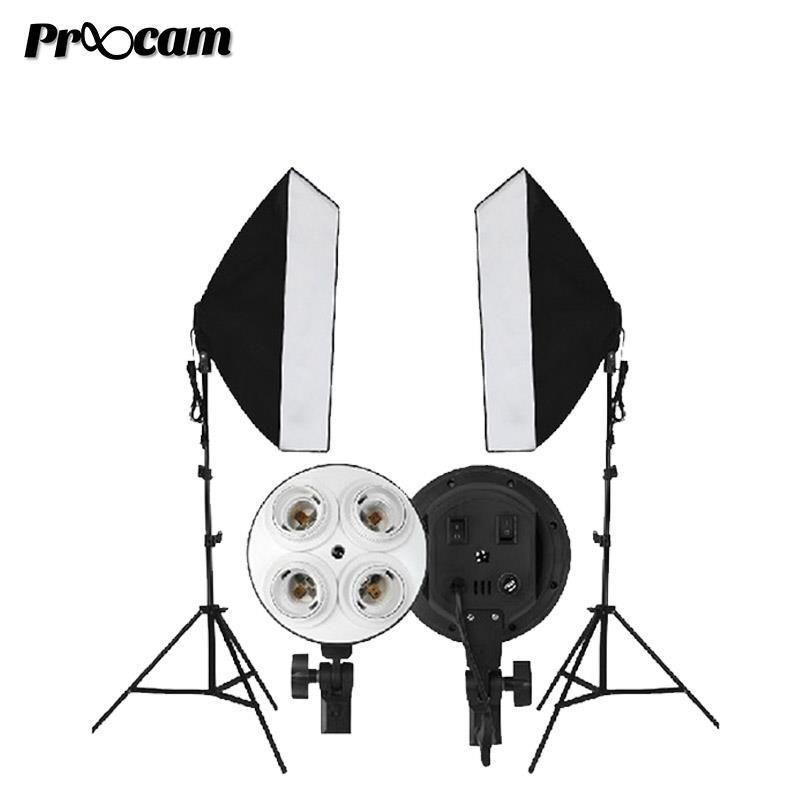 Studio Lighting For Sale: Proocam Lighting Studio Kit Light (end 12/21/2019 10:50 AM