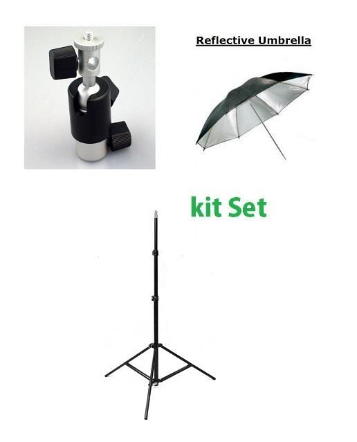 Umbrella Stand Lelong: PROOTECH FLASH BALLHEAD AND UMBREL (end 12/21/2019 10:50 AM