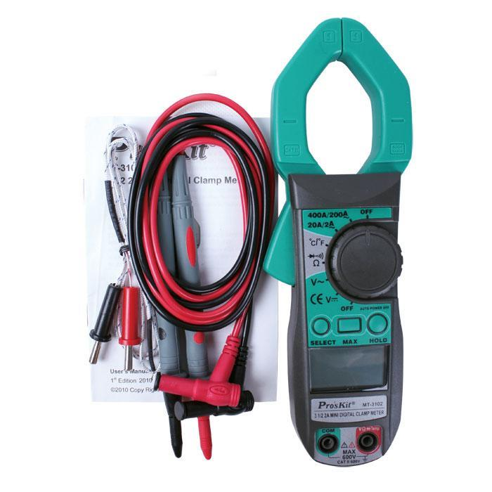 Proskit MT-3102 Digital Clamp Meter