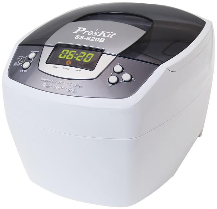 Proskit SS-820B Digital Ultrasonic Cleaner