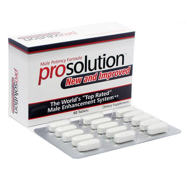 PROSOLUTION ORIGINAL - Enlargement Pills for man