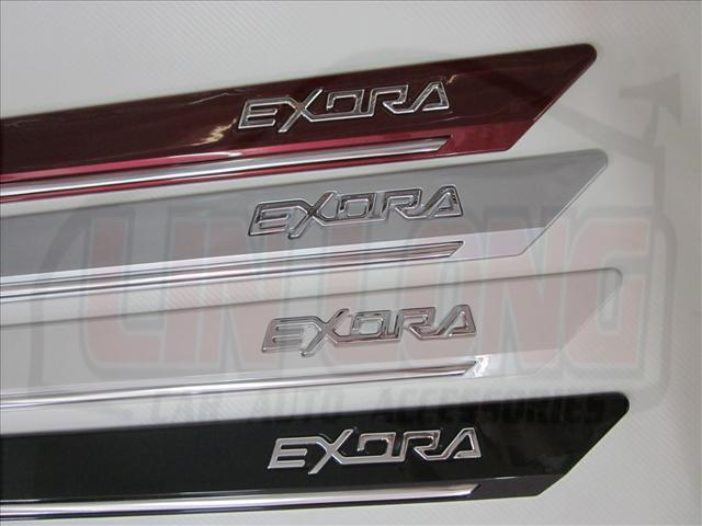 Proton Exora Door Side Moulding Ver 1