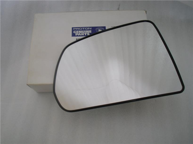 PROTON EXORA GENUINE PARTS DOOR MIRROR GLASS RH OR LH
