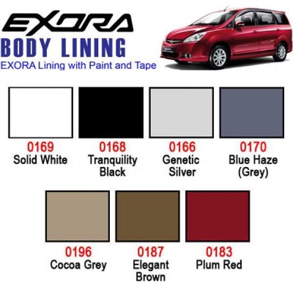 Proton Car Wallpaper: Proton Exora Side Door Moulding / Bo (end 11/3/2019 4:05 PM