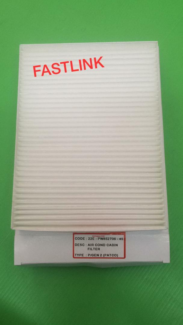 PROTON GEN2 2004 AIR COND CABIN FILTER 100% HIGH QUALITY PATCO