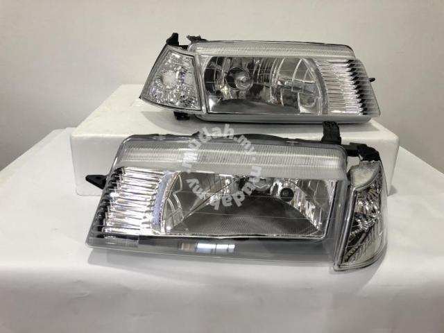 Proton Iswara 92-00 Head Lamp Crystal
