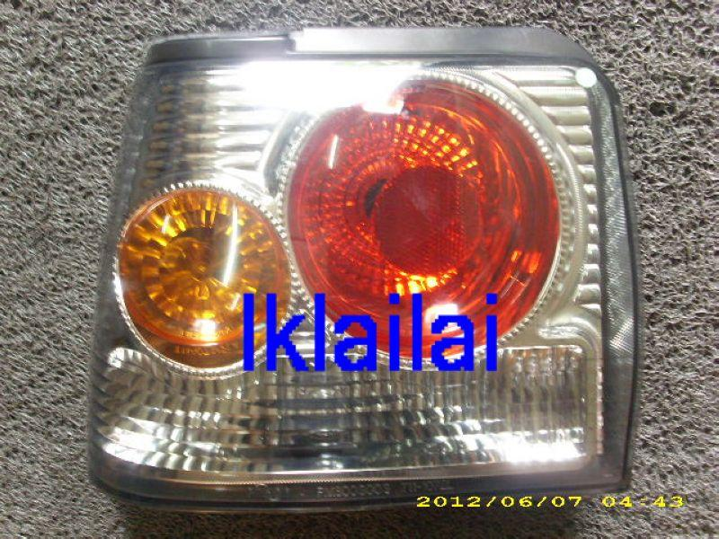 Proton Iswara '93 Smoke Crystal Tail Lamp [Price Per Pair]