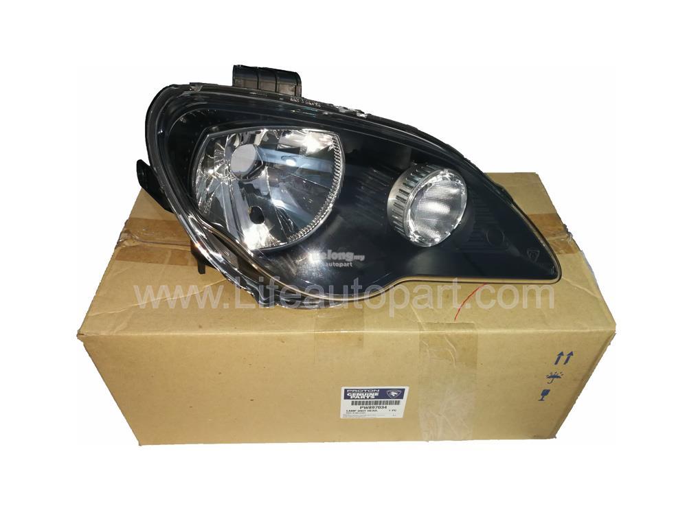 Proton Persona 2009 Head lamp-Original RH