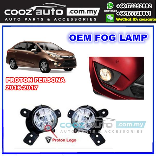 Proton Persona 2016 - 2018 Front Fog lamp Fog light FogLamp