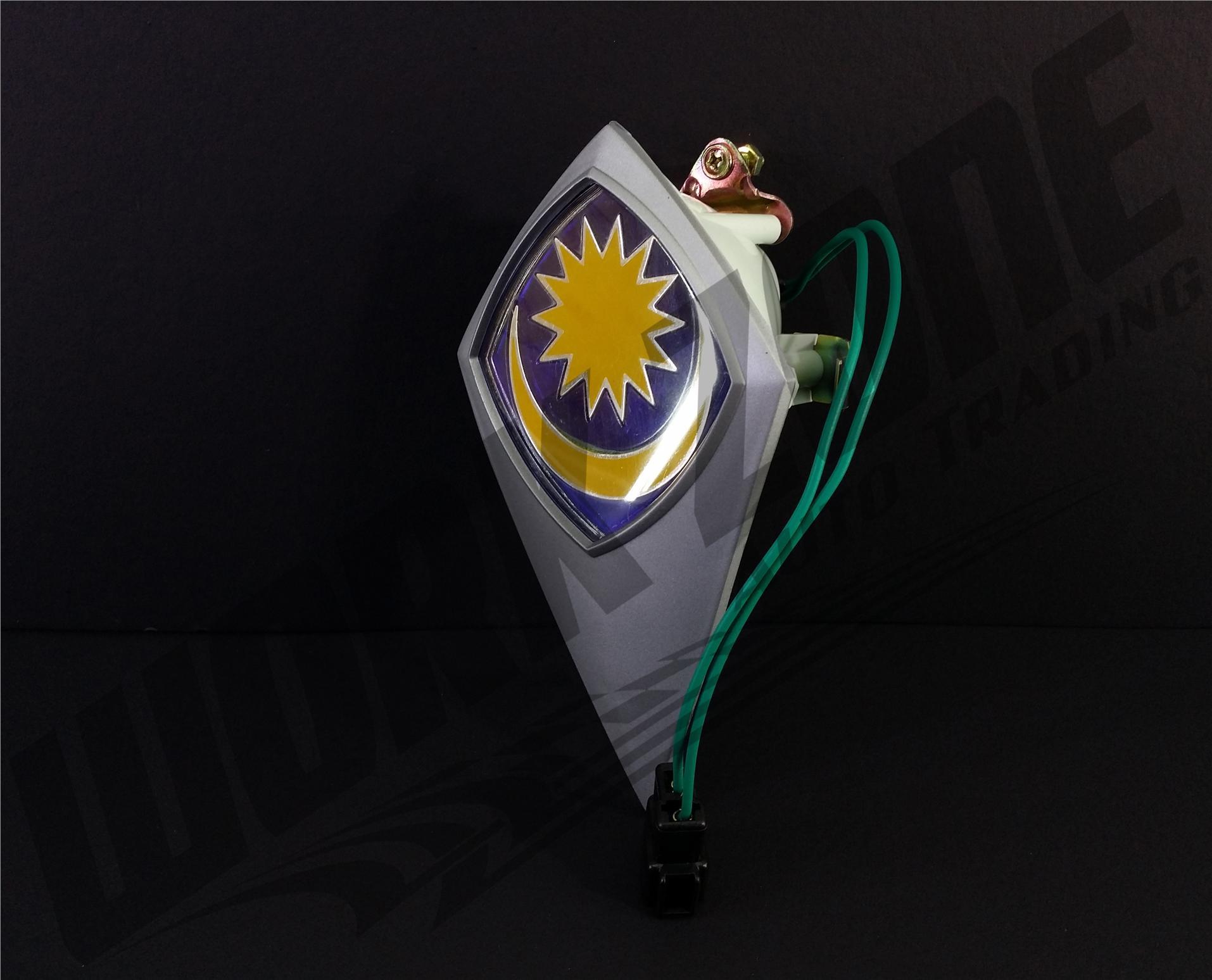 proton saga 12v front emblem logo end 12 24 2020 12 00 am