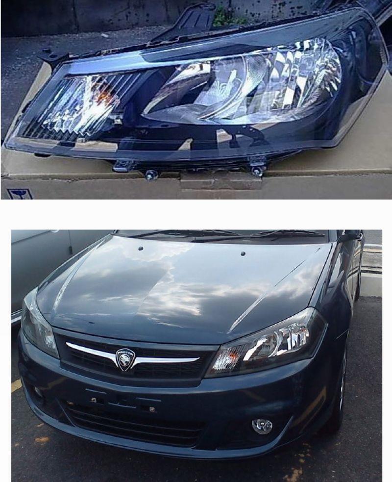 Proton Car Wallpaper: Proton Saga BLM FL FLX Head Lamp Pe (end 1/17/2019 11:02 AM