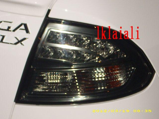 Proton Saga BLM FL Smoke LED Tail Lamp [Per Unit]
