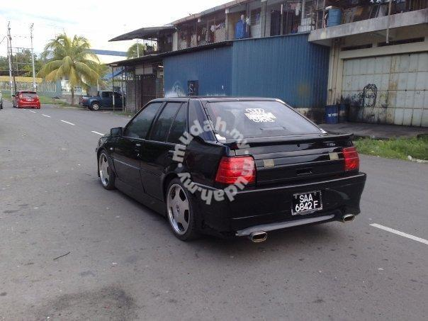 Proton Saga Iswara Aeroback Tail Lamp Red Colour