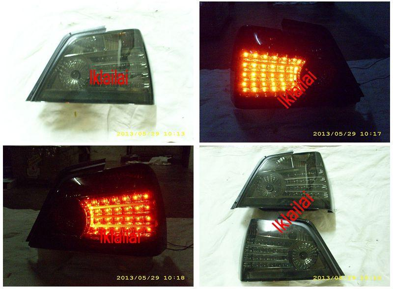 PROTON WAJA '04  FULL SMOKE LED Tail Lamp