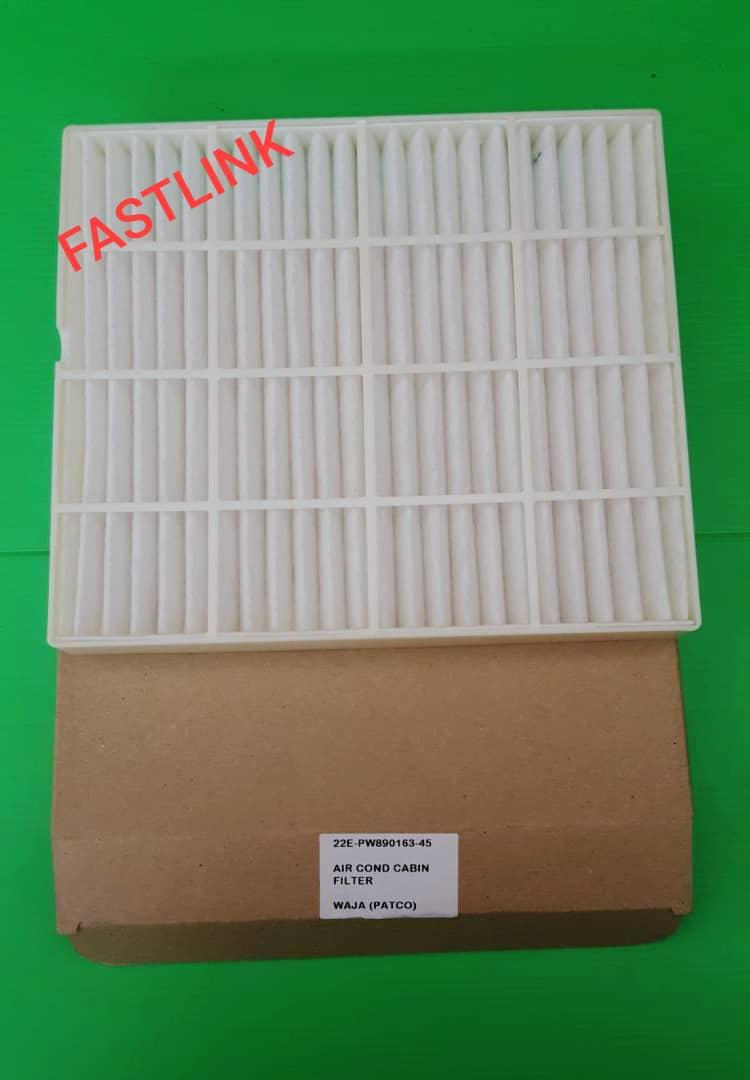 PROTON WAJA 2000 AIRCOND CABIN FILTER 100% HIGH QUALITY PATCO
