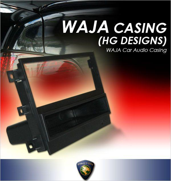 PROTON WAJA Single Din/1 Din Dashboard Panel/Head Unit Casing