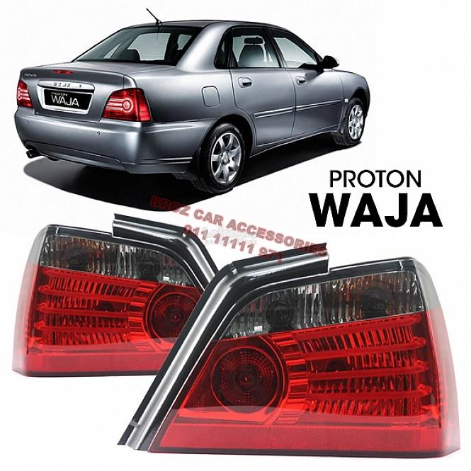 PROTON WAJA TAIL LAMP SMOKE LED 2PCS