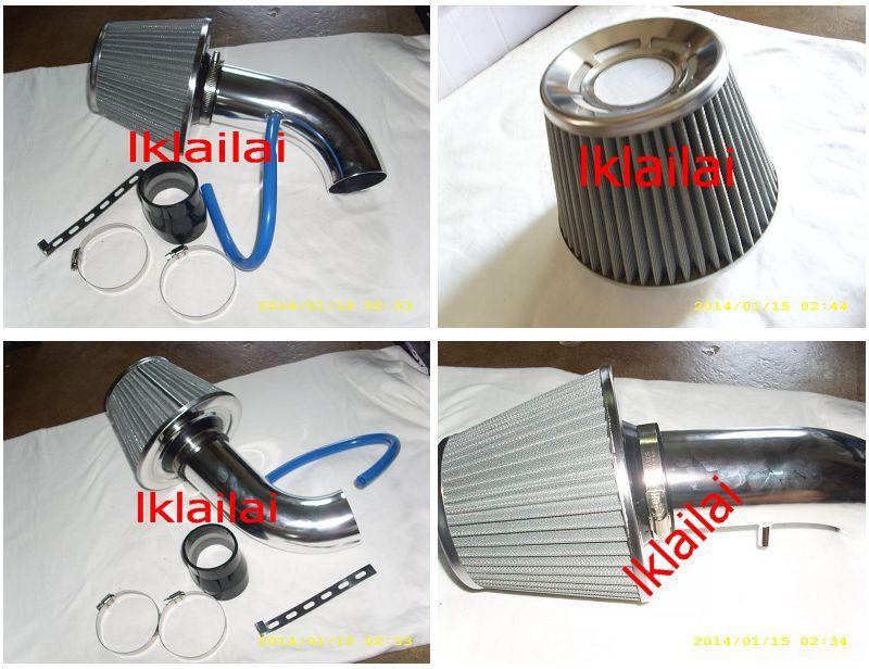 Proton Wira 1.3/1.5 Air Intake Pipe Super Power Flow With Air Filter