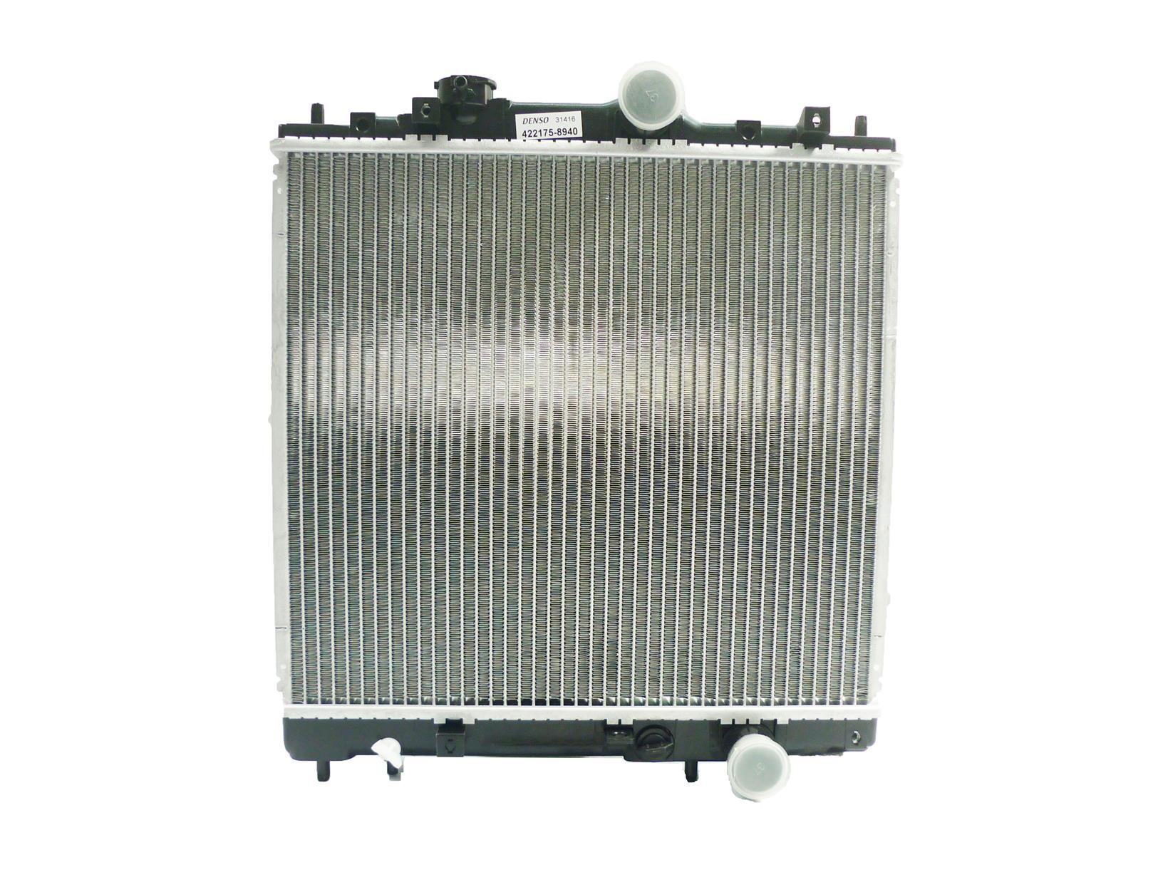 Proton Wira 1.3 1.5 Denso Radiator Manual 26mm on